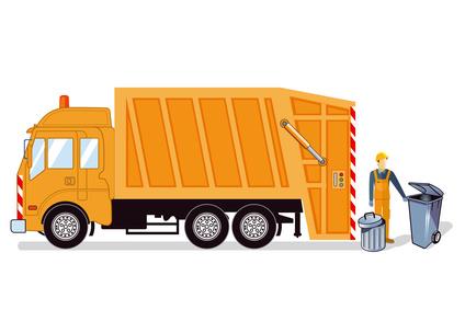 Taxe enlèvement des ordures ménagères en Algérie